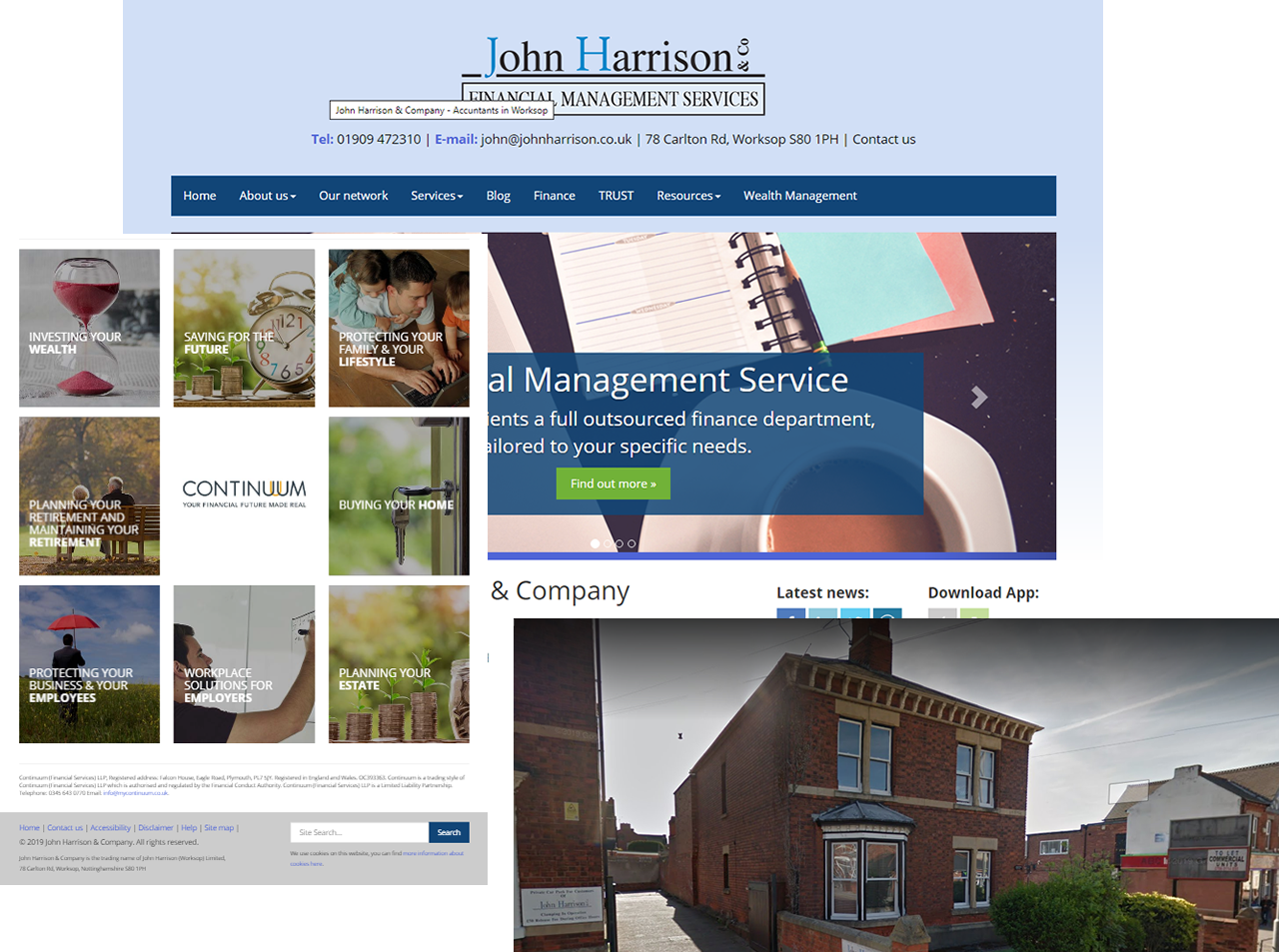 John Harrison & Co Ltd