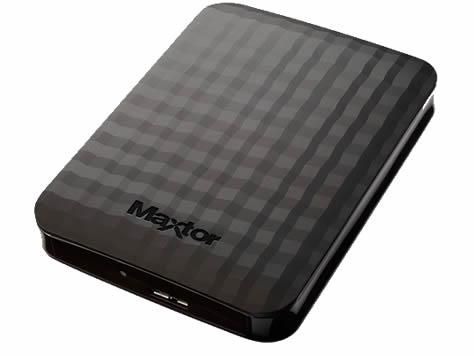 Maxtor Portable HDD
